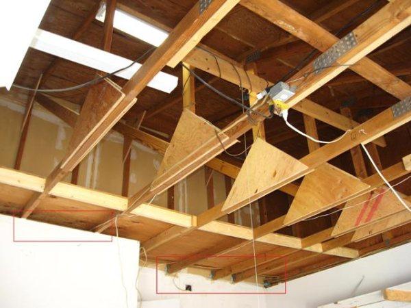 A Garage Inspection Int L Association Of Certified Home