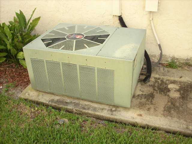 central air conditioners. exterior condenser unit central air conditioners