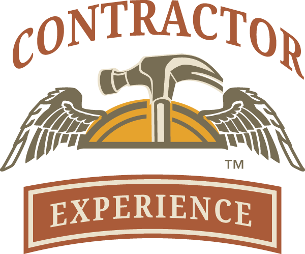 The Contractor Experience Logo Is Available For Use By All