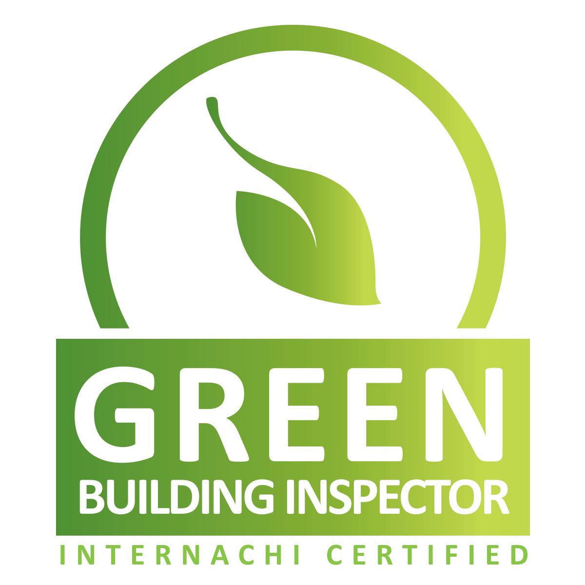 become a certified green building inspector internachi
