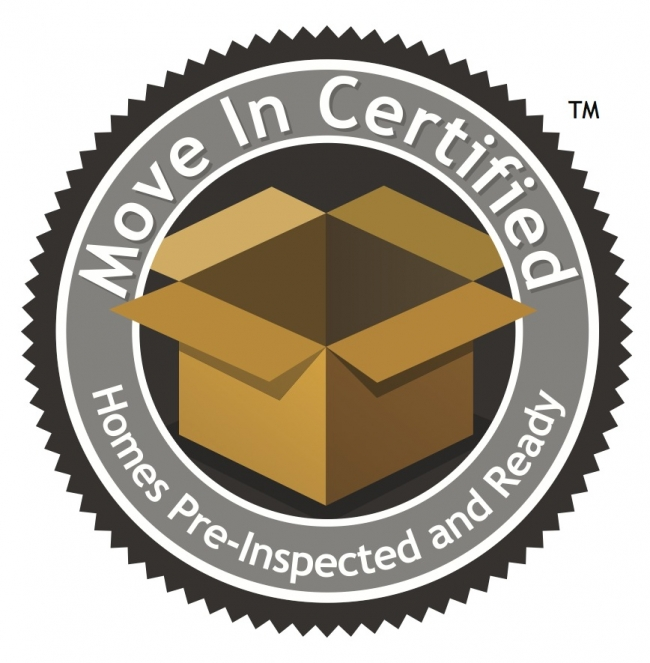 Move in Certified, Have your home pre-inspected before listing for sale