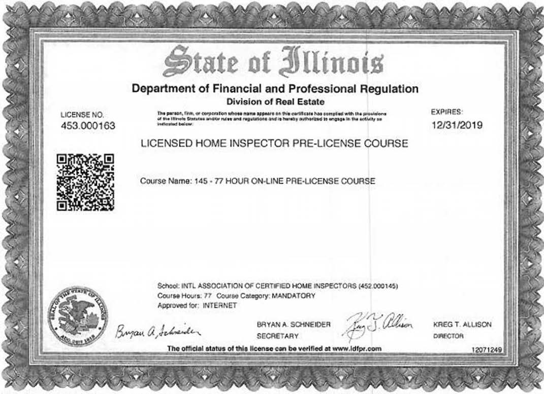 View 2019 Approval Of Illinois Online Pre Licensing Course