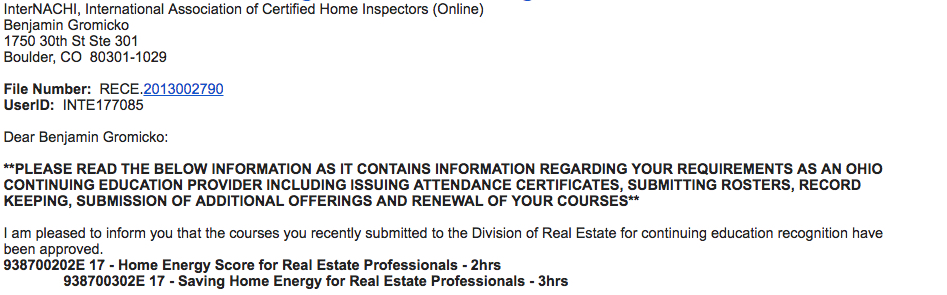 Free Continuing Education for Real Estate Agents Licensed in