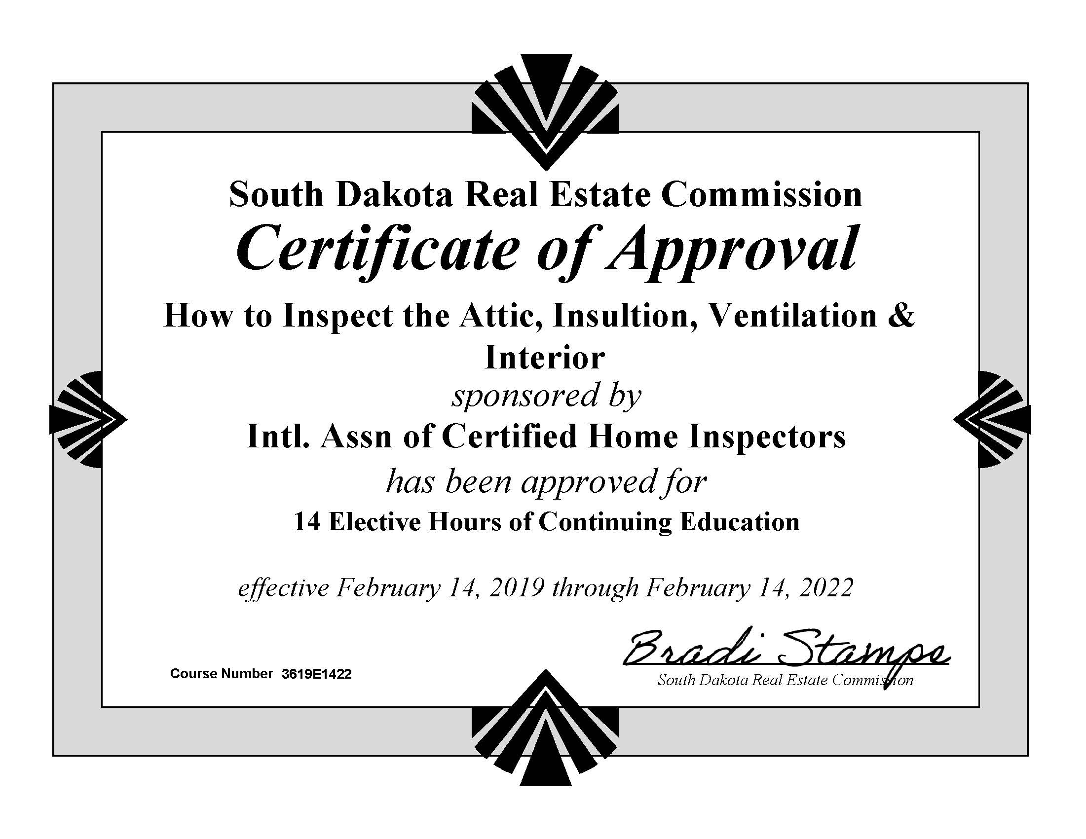 How To Become A Home Inspector In South Dakota Internachi