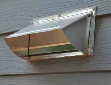 range hood outside vent cover home design ideas