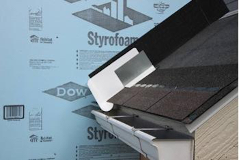 Charming The First Row Of Shingles And Next Section Of Sidewall Flashing Should Be  Installed Over The Up Slope Edge Of The Diverter, Lapping A Minimum Of 4  Inches ...