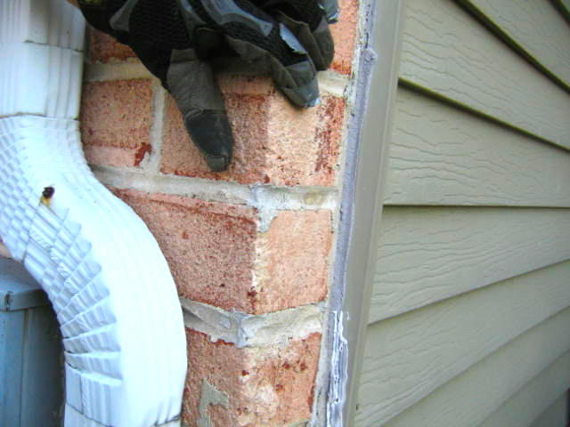 Inspecting Brick Veneer In Residential Construction