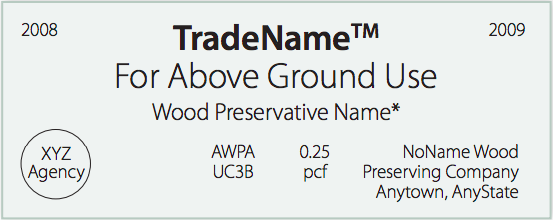 Lumber Grade Stamps - Int\'l Association of Certified Home Inspectors ...