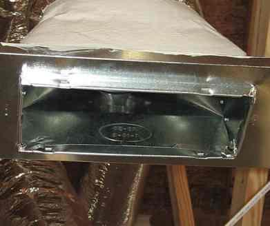 Inspecting The Kitchen Exhaust Internachi 174