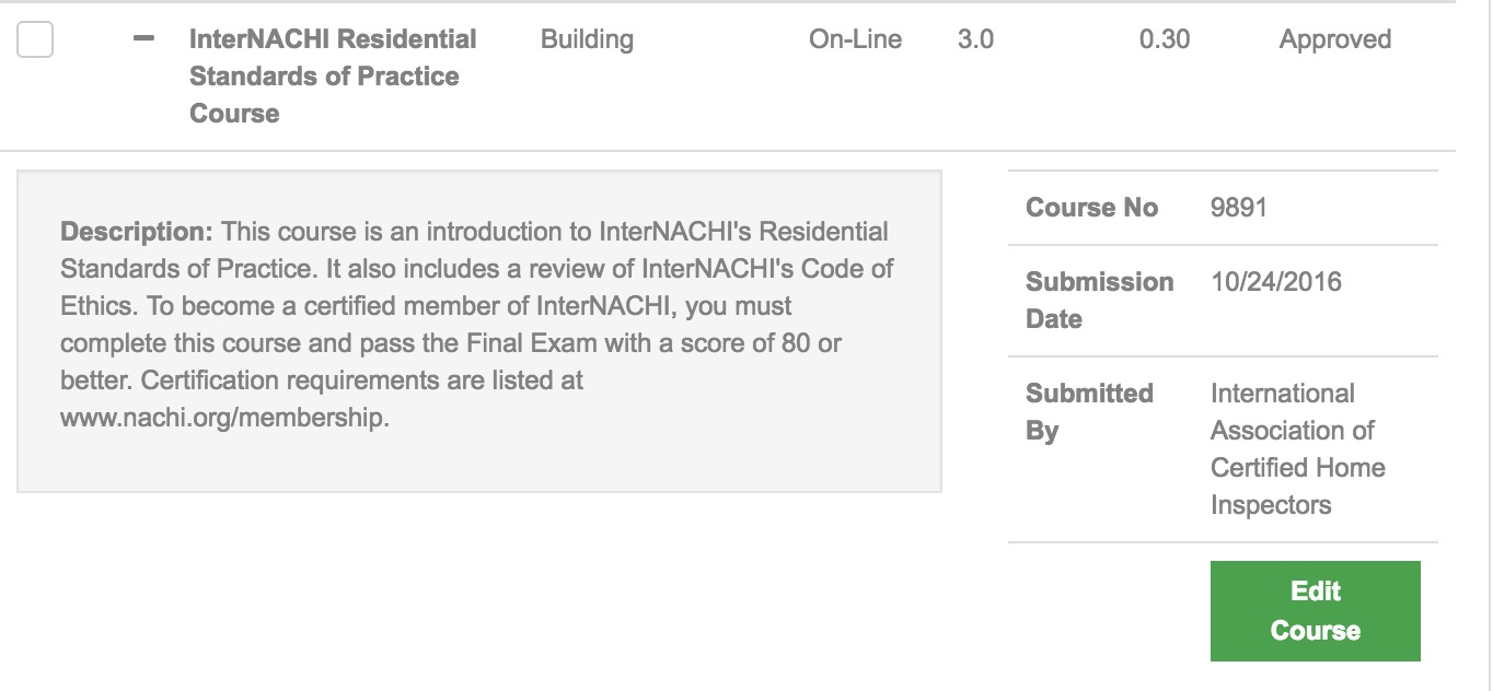 Free Online International Code Council Icc Approved Courses