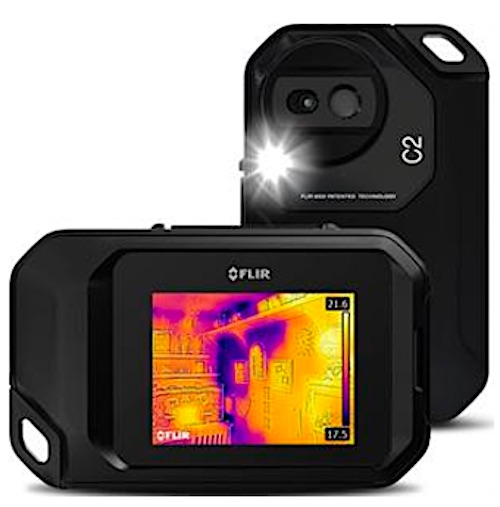 Affordable Infrared Camera