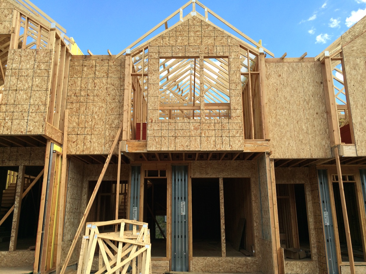Structural design basics of residential construction for for Building a house in nc