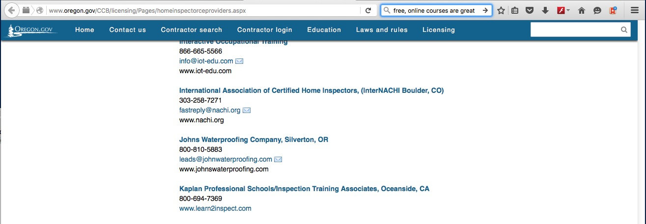 How to Become a Certified Home Inspector in Oregon - InterNACHI