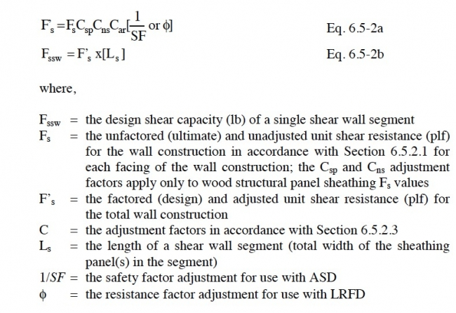 using earthquake data to examine structural design limits Beam design and deflections allowable deflection limits all building codes and design codes limit the reactions must be supported by the next lower structural.