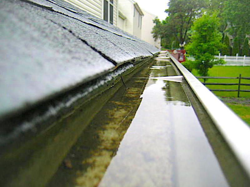 Inspecting Gutters and Downspouts - InterNACHI