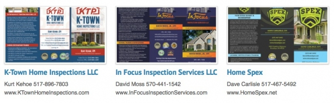 Home Inspection Marketing Ideas Advice Internachi
