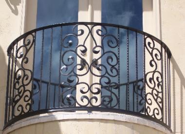 """Balcón de """"Julieta"""""""