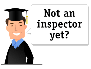 Not an inspector yet?